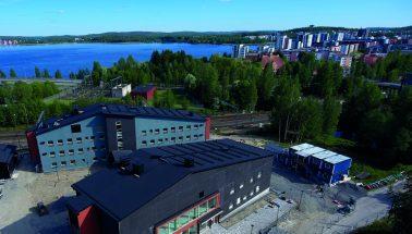 Rise-kampus Jyväskylässä